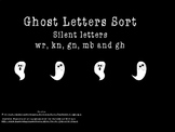 Ghost Letters! Silent letters sort