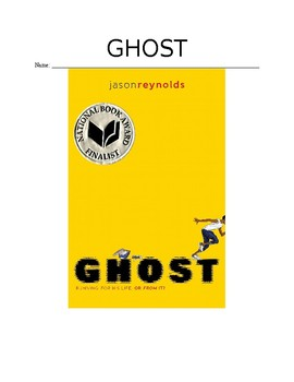 Ghost-Patina-Sunny: Chapter-by-Chapter Comprehension Questions