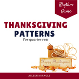 Thanksgiving Patterns {Quarter Rest}