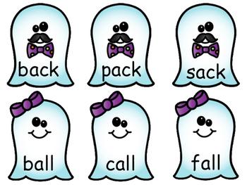 Ghost Rhyming Short Vowels