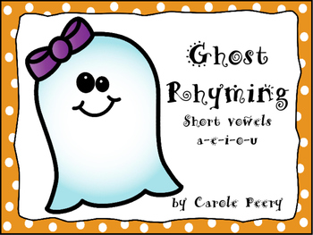 Ghost Rhyming Short Vowels