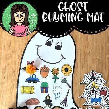 Ghost Rhyming Mat