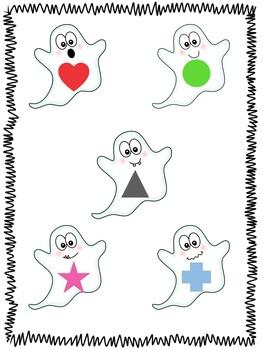 Ghost Shape Match