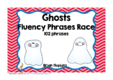 Ghost Sight Word Fluency Phrases Race
