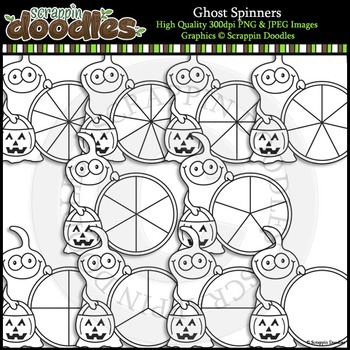 Ghost Spinners