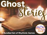 Ghost Stories {A Bundled Set of Rhythmic Games}