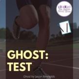 Ghost by Jason Reynolds: Comprehensive Novel Test