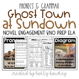 Ghost Town at Sundown NO PREP (ELA)