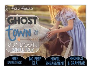 Ghost Town at Sundown NO PREP (ELA) SAMPLE