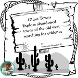 Ghost Towns: Identifying Evidence using Non-Fiction Task Cards