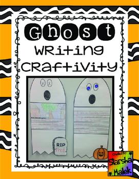 Ghost Writing Craftivity (S. Malek)