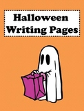 Ghost Writing Pages