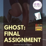 Ghost by Jason Reynolds Final Assignment