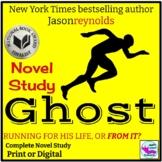 Ghost by Jason Reynolds Novel Study