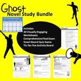 Ghost by Jason Reynolds Novel Study Bundle