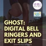 Ghost by Jason Reynolds: Reading Guide for Google Slides™