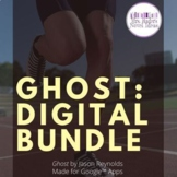 Ghost by Jason Reynolds for Distance Learning