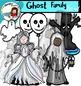 Ghost family Clip Art