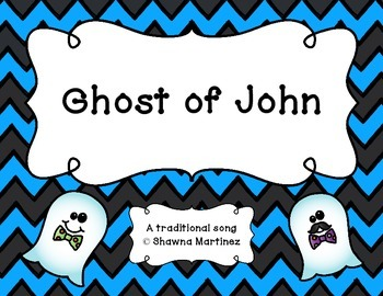 """""""Ghost of John"""" - A traditional song with an Orff arrangement"""
