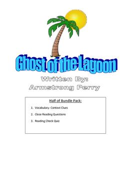 Ghost of the Lagoon- Half Bundle