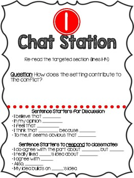 Ghost of the Lagoon Chat Stations