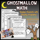 GhostMallow Math: Halloween Math Activities and Worksheets