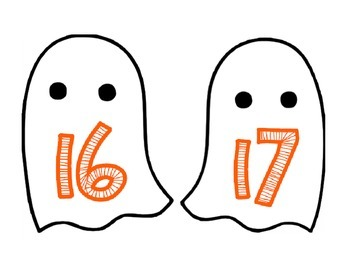 Ghostbuster Number Recognition 0-20