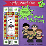 Ghostbusters Inspired Sight Word Game: Word Busters!