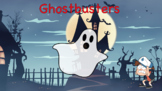 Ghostbusters - PowerPoint Game - Great for distance learning!