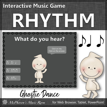 Rhythm Syncopa - Ghostie Dance Interactive Music Game (syncopation)