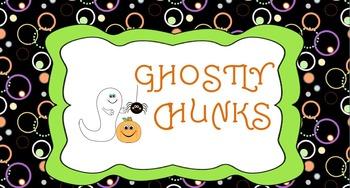 Halloween Ghostly Chunks
