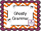 Ghostly Grammar FREEBIE