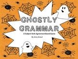 Ghostly Grammar:A Subject-Verb Agreement Board Game