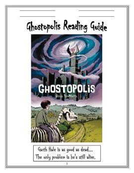 Ghostopolis Reading Guide