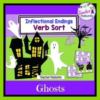 Halloween Word Sort: Inflectional Endings with Ghosts