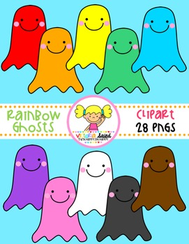 Ghosts Clipart
