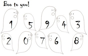 Ghosts Dice Toss Game