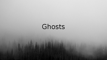 Ghosts ELL Discussion PowerPoint
