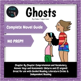 Ghosts Graphic Novel Study