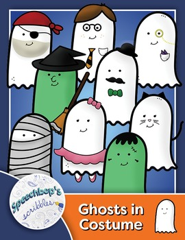 Ghosts in Costume
