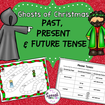 Ghosts of Christmas Past, Present & Future Tense