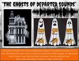 Ghosts of Departed Sounds for Silent letters kn, gn, wr