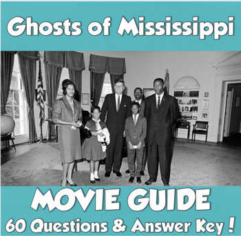 Ghosts of Mississippi Movie Guide (1996)