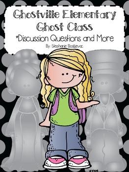 Ghostville Elementary Ghost Class