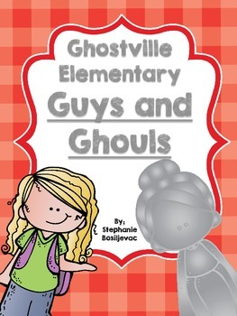 Ghostville Elementary Guys and Ghouls (Discussion Questions and More!)