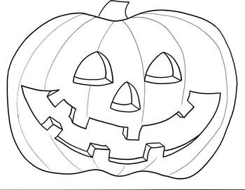 Ghosty writing craftivity