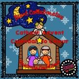 Giant Advent Calendar Countdown to Colour