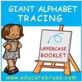 Giant Alphabet Tracing