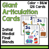 Giant Articulation Cards