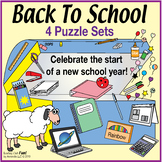 Back to School Puzzle Bundle – A Fun Way to Start the New